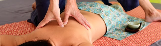 Wellness and Spa with Thai Oil Massage at Sensib Thai Massage near Zürich Glattpark, Oerlikon.